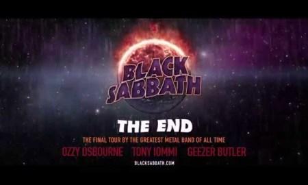 "Black Sabbath Announce ""The End"" Tour"