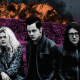 the dead weather 2015 dodg and burn album cover art concertaddicts