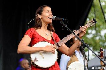 Rhiannon Giddens  @ Landmark Music Festival