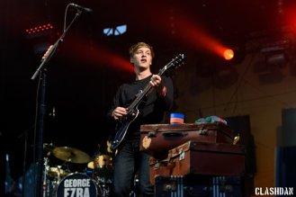 George Ezra @ Landmark Music Festival © Dan Kulpa