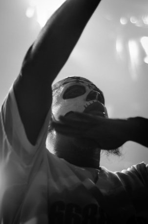 Tech N9ne @ The Commodore Oct. 17 2015