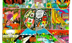 Pond - Man It Feels Like Space Again 2015 album cover