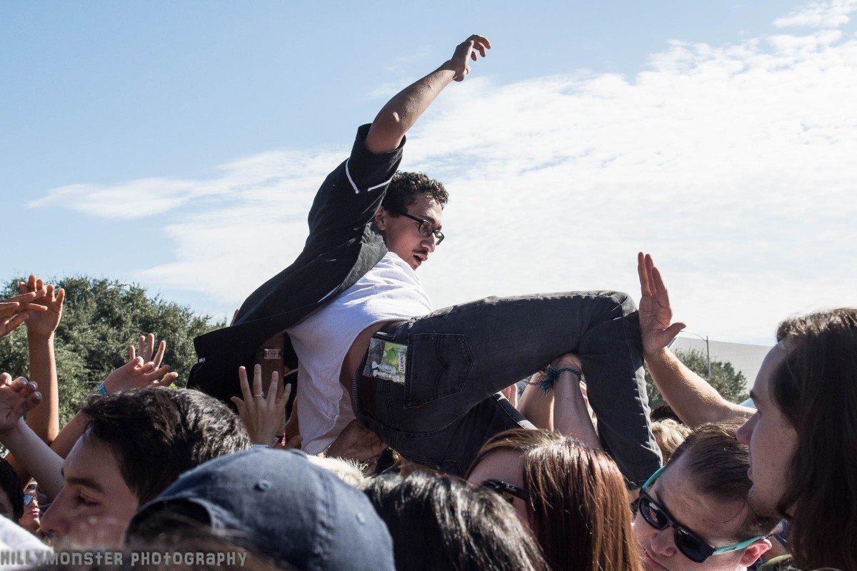 Fun Fun Fun Fest 2015 crowd austin texas