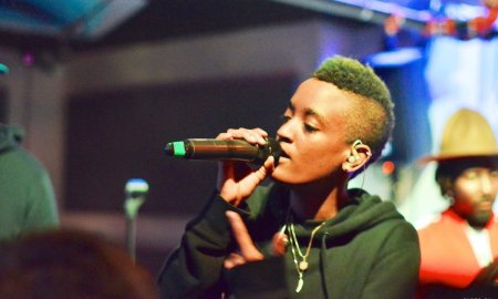 The Internet - Syd tha Kyd at Alexander Gastown 2015
