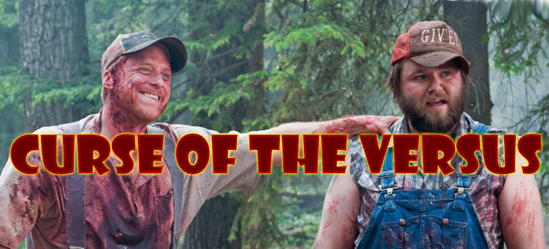 Tucker and Dale vs. Evil [2010] poster review podcast curse of the versus