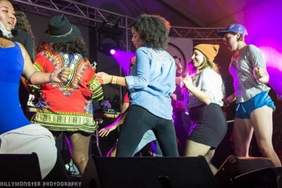 Twerking with Big Freedia