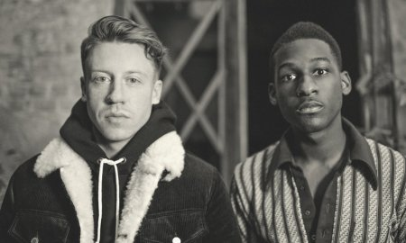 Macklemore & Ryan Lewis Song Featuring Leon Bridges