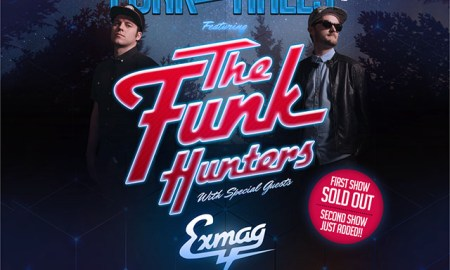 Contest Giveaway to Win Tickets to The Funk Hunters at Commodore Ballroom in Vancouver, BC on December 23rd 2015