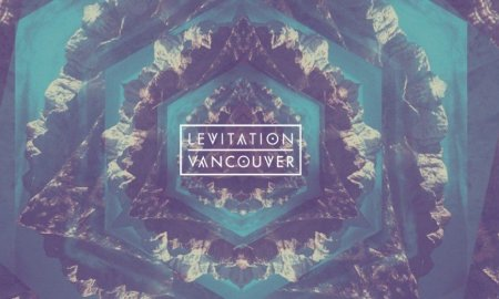 Levitation Vancouver 2016 at Malkin Bowl lineup poster