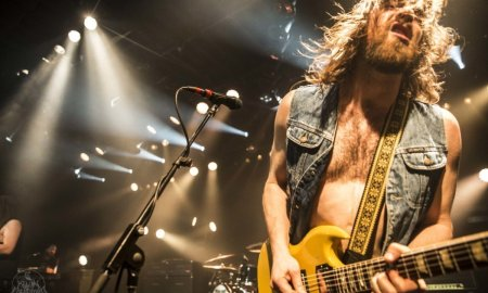 Monster Truck @ Commodore Ballroom - February 25th 2016