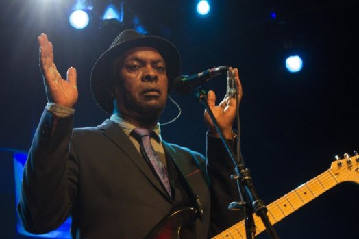 Booker T Jones @ Vogue Theatre Vancouver 2016