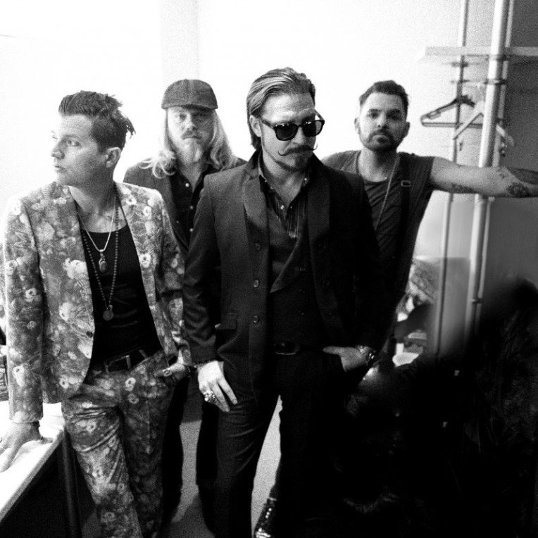 Rival Sons by Ross Halfin