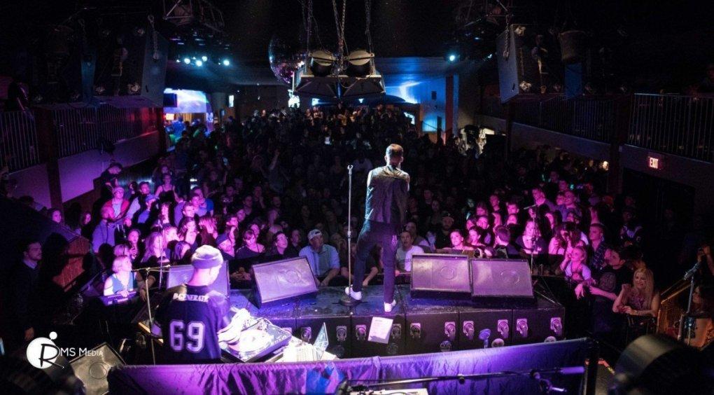 SonReal live at Sugar Nightclub on Feb 26th 2016 © RMS Media by Rob Porter
