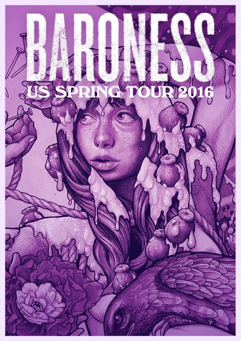 Baroness Announces North American Tour