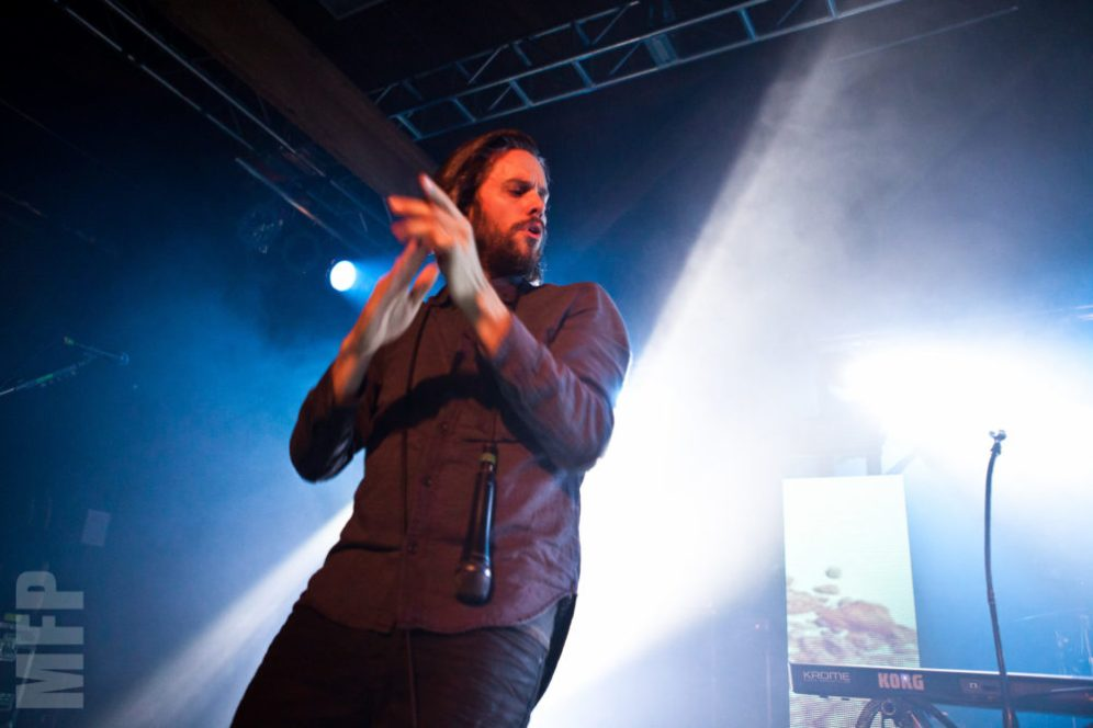 Between the Buried and Me at Showbox SODO © Michael Ford