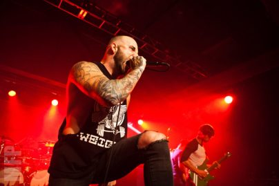 August Burns Red at Showbox SODO © Michael Ford