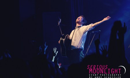 Frank Turner @ Commodore © Andy Scheffler