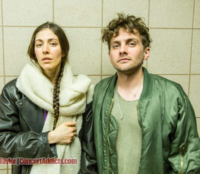 Chairlift @ The Biltmore Cabaret - March 24th 2016 © Jamie Taylor