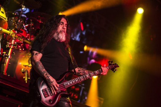 of Slayer @ The Ritz in Raleigh, North Carolina © Masen Smith