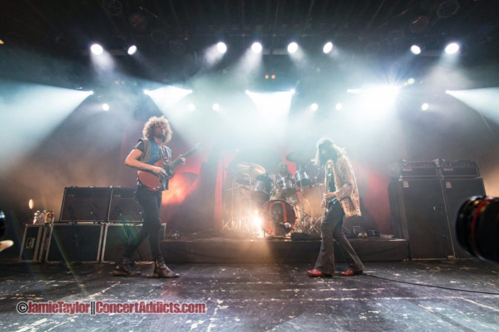 Wolfmother @ Commodore Ballroom - April 1st 2016
