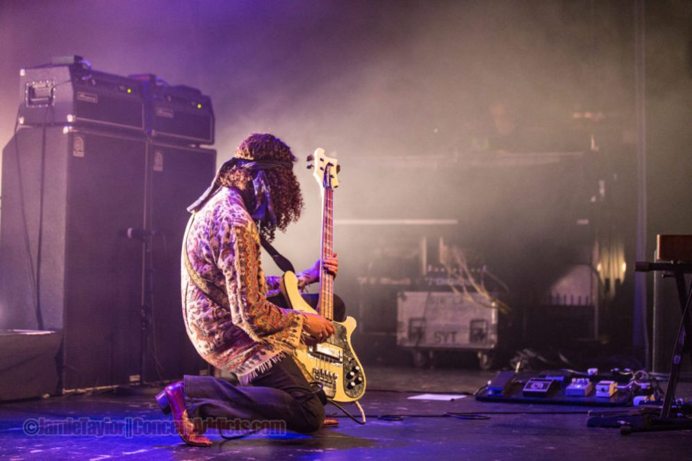 Ian Peres of Wolfmother @ Commodore Ballroom - April 1st 2016