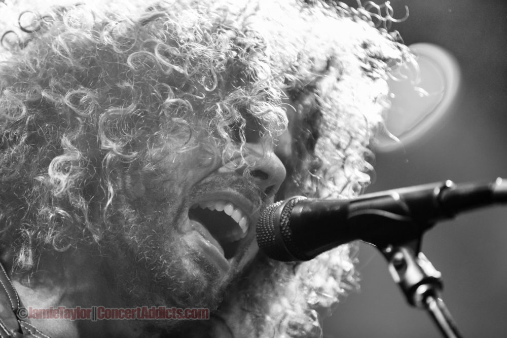 Andrew Stockdale of Wolfmother @ Commodore Ballroom - April 1st 2016
