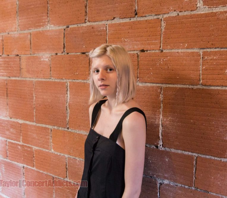 Interviews with Aurora at Imperial - April 10th 2016