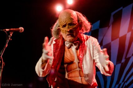 The Residents @ The Rio Theatre © Erik Iversen
