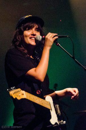 Courtney Barnett @ Commodore Ballroom © Erik Iversen