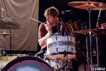 Kevin Devine & The Goddamn Band @ Cat's Cradle © Dan Kulpa