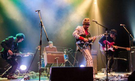 Kid Congo and The Pink Monkey Birds @ Rickshaw Theatre © Erik Iversen
