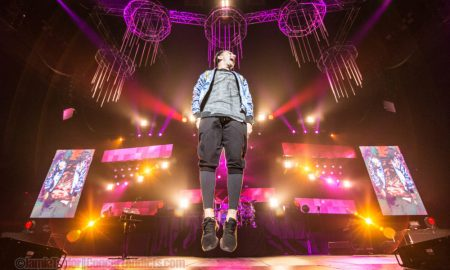 Hedley @ Rogers Arena - May 20th 2016