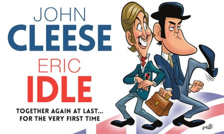 Together Again At Last... For The Very First Time eric idle john cleese 2016