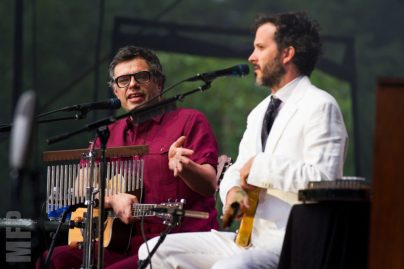 Flight of the Conchords at Marymoor Park © Michael Ford