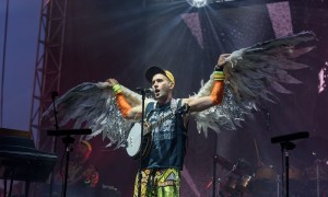 sufjan Stevens of Day 2 of the Pitchfork Music Festival @ Union Park Chicago – July 16th 2016
