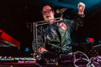 Gibbz at Rock and Roll Hotel © Matt Condon