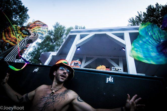 © Joey Rootman - Shambhala Music Festival