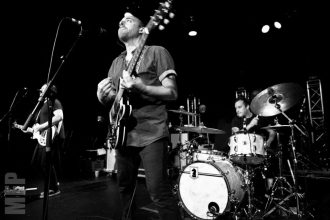 The Menzingers @ The Showbox © Michael Ford