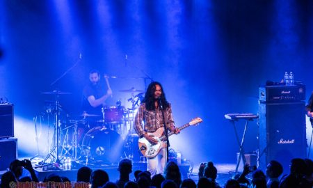 Dougy Mandagi‎ of The Temper Trap @ The Commodore Ballroom - September 21st 2016