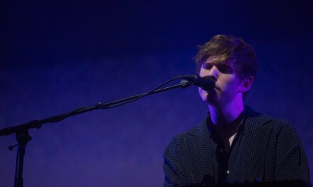 Photos of James Blake @ Orpheum Theatre - October 13th 2016 © Kim Jay