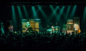Dinosaur Jr. Commodore Ballroom, Vancouver BC, September 30