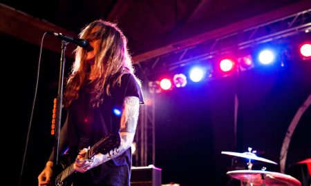Against Me! @ Showbox SoDo © Michael Ford