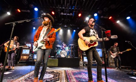 Brothers Osborne @ Commodore Ballroom - November 29th 2016