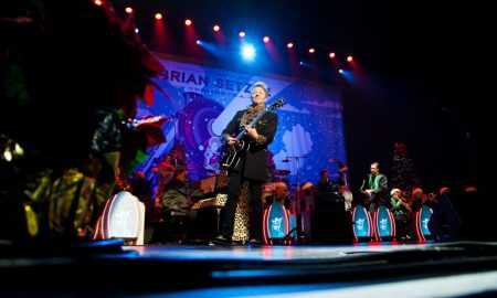 The Brian Setzer Orchestra @ The Paramount - December 26th 2016