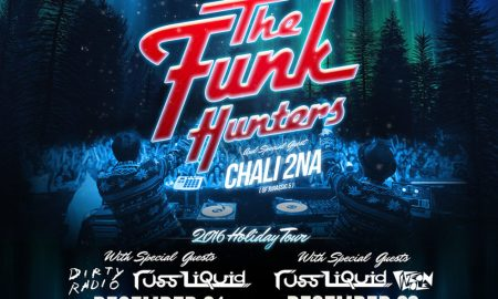 Win Tickets to The Funk Hunters w/ Chali 2na at Commodore Ballroom (Vancouver)