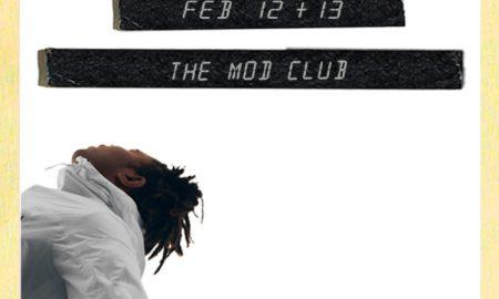 Sampha @ MOD Club - February 12th 2017