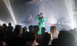 Austra @ Motorco Music Hall - January 29th 2017