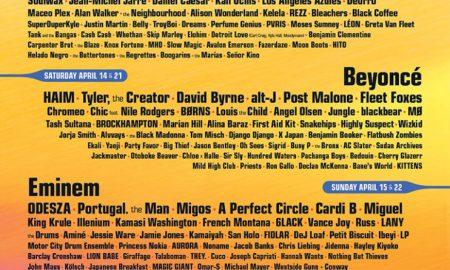 Coachella Valley Music and Arts Festival 2018 lineup poster admat concertaddicts