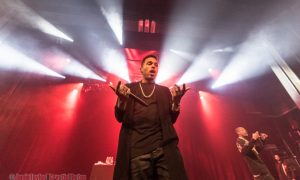 Kid Ink @ The Vogue Theatre - June 29th 2017