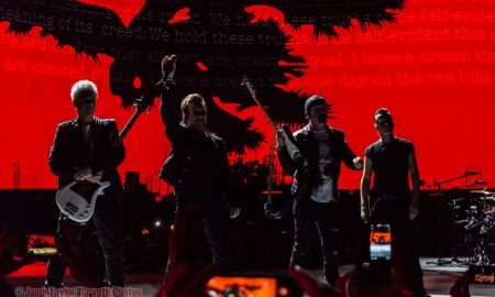 U2 @ BC Place Stadium - May 12th 2017